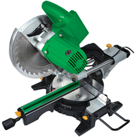 Osaki.MS254 254mm SLIDING COMPOUND MITRE SAW 1900W 240V