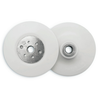 Kennedy.FLEXIBLE BACKING PAD M10x1.25 TO SUIT 100mm DISC