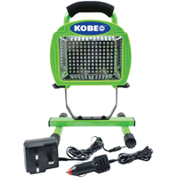 From Kobe Red Line.RECHARGEABLE 108 LED PORTABLE WORKLIGHT 0