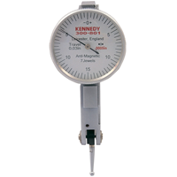 Kennedy.LEVER DIAL GAUGE 0.03x0.0005