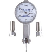 Oxford.LEVER DIAL GAUGE 0.03x0.0005