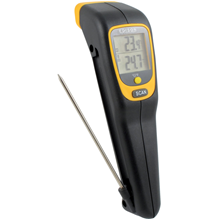 Edison.INFRARED & PROBE THERMOMETER