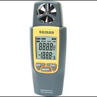 Edison.AIRFLOW VELOCITY & TEMPERATURE TESTER