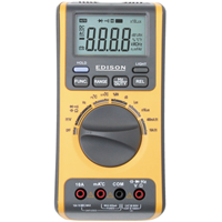 Edison.5-IN-1 MULTIMETER & ENVIRONMENTAL TESTER
