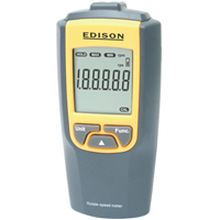 Dari Edison.ELECTRONIC TACHOMETER 0