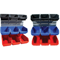 Matlock.MTL1/2/2A HD 18 PIECE BIN /RACK SET