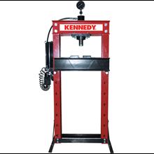 Kennedy.AIR/HYD FLOOR STANDING WORKSHOP PRESS 30- TONNE