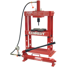 Kennedy.HBP010 HYDRAULIC BENCH PRESS 10-TON