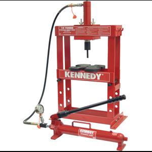 Kennedy.HBP010 HYDRAULIC BENCH PRESS 10-TON