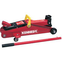 Kennedy.2-TONNE TROLLEY JACK WITH CASE