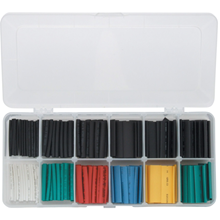Kennedy.HEAT SHRINK TUBING KIT 181-PCE
