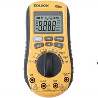 Edison.AUTO RANGE DIGITAL MULTIMETER 1000V DC 750V AC