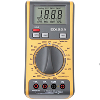 Edison.3-IN-1 MULTIMETER & NETWORK MAINTENANCE TESTER