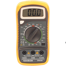 Edison.DM383 DIGITAL MULTIMETER