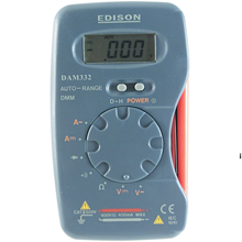 Edison.DAM332 POCKET DIGITAL MULTIMETER