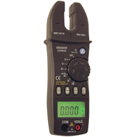 Edison.OJM826 OPEN JAW DIGITAL MULTIMETER