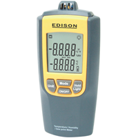 Edison.RELATIVE HUMIDITY & TEMPERATURE TESTER.