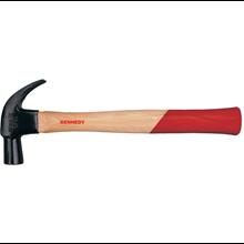 Kennedy.Hardwood Shaft 20oz Claw Hammer