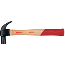 Kennedy.Hickory Shaft 16oz Claw Hammer