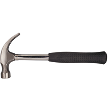 Kennedy.Steel Tube Shaft 16oz Claw Hammer