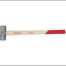 Kennedy.Hickory Shaft 4lb Sledge Hammer