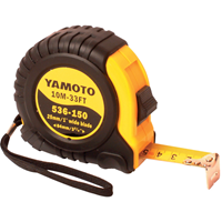 Yamoto.10M/33' LOCKING TAPE RULE