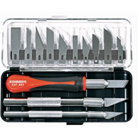 Kennedy.PRECISION CRAFT KNIFE SET (16-PCE)