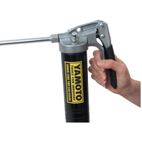 Yamoto.400cc PISTOL GRIP STEEL GREASE GUN
