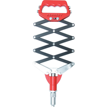Kennedy.LAZY TONG RIVETING TOOL