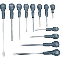 Jual Kennedy.CABINET HANDLE SCREWDRIVER SET 12-PCE