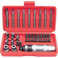 Jual Kennedy.40-PCE IMPACT DRIVER SET 1/2