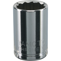 Yamoto.15mm SOCKET 3/8