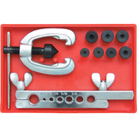 Kennedy.DOUBLE FLARING TOOL SET 3 /16-5/8