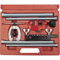 Kennedy.FLARING TOOL/PIPE BENDER/ TUBE CUTTER SET 7-PCE