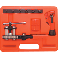 Kennedy.COMPACT FLARING TOOL WITH CUTTER/DEBURRER (SET)