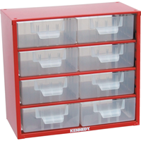 Jual Kennedy.8-DRAWER SMALL PARTS STORAGE CABINET