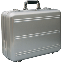 Kennedy.ALUMINIUM TOOL CASE 480x360x185mm