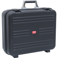 Kennedy.POLYPROPYLENE PLASTIC TOOL CASE 430x340x160mm