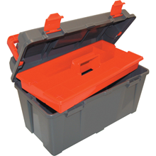 Kennedy.TTT445 TOOL BOX WITH TOTE TRAY