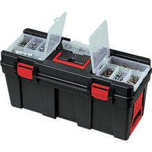 Kennedy.TTW650 TOOL BOX WITH TOTE TRAY & WHEELS