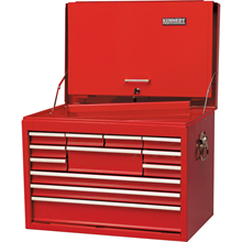 Kennedy-Pro.RED 12-DRAWER EXTRA DEEP TOOL CHEST