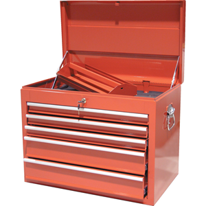 From Kennedy-Pro.5-DRAWER EXTRA DEEP TOOL CHEST 0