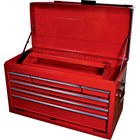 Kennedy-Pro.RED 6-DRAWER PROFESSIONAL TOOL CHEST 2