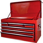 Kennedy-Pro.RED 6-DRAWER PROFESSIONAL TOOL CHEST 1