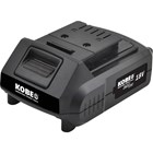Kobe.KCD18 Combi Drill Pack with 2 x 2.0AhLi-on Batteries. 6