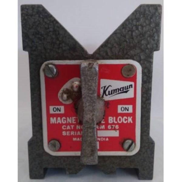 Magnetic V Block