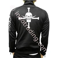 Jaket One Piece Portgas D'ace 1