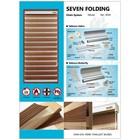 SEVEN FOLDING BLIND  3