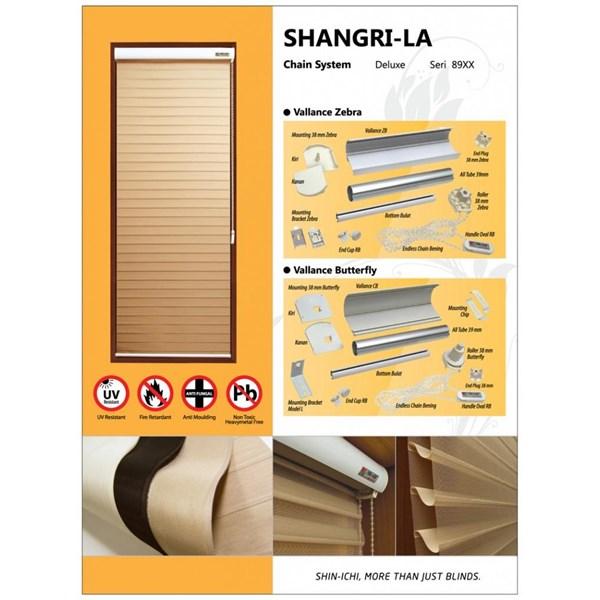 SHANGRI-LA BLIND
