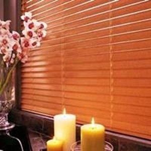 WOODEN BLINDS Onna
